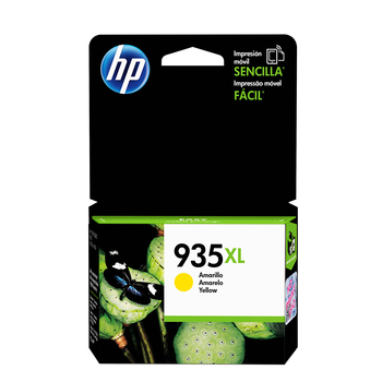 HP 935XL cartucho de tinta amarillo