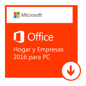 Microsoft® Office Home and Business 2016