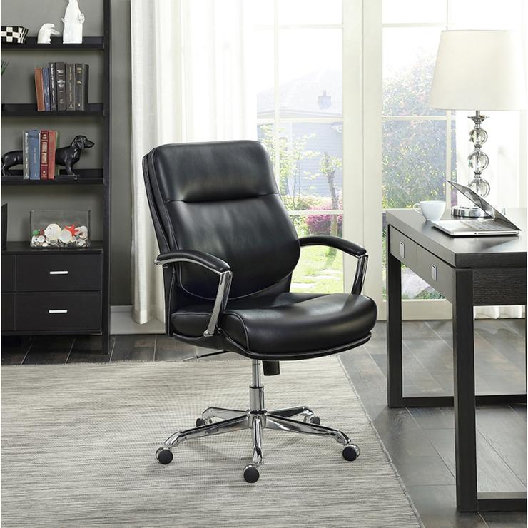 LF Products, silla para oficina, piel reconstituida | Costco Mexico