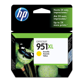 HP 951XL cartucho de tinta amarillo