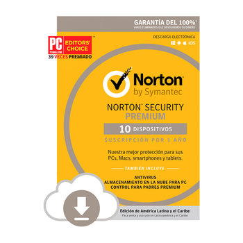 Norton Antivirus Security Premium 3.0