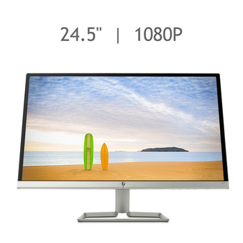 "HP, Monitor 24.5"", Full HD 1080P 25F"