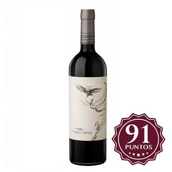 Vino Tinto The Owl & The Dust Devil Blend 750ml