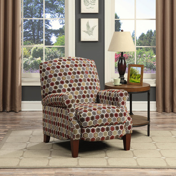 Synergy Home, Brooke, sillón reclinable, tela