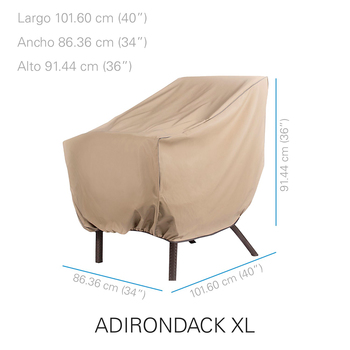 Seasons Sentry funda para silla Adirondack