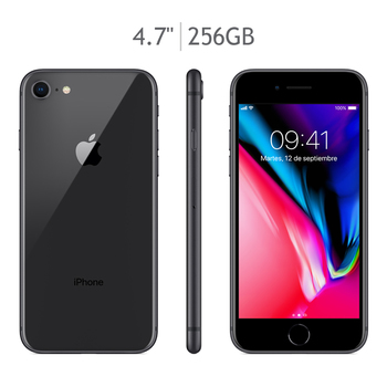 Apple iPhone 8 space gray 256gb