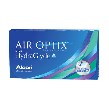 Lentes de Contacto, Air Optix Plus Hyra Glyde