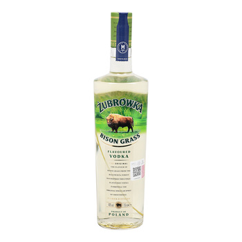 Vodka Zubrowka 750ml