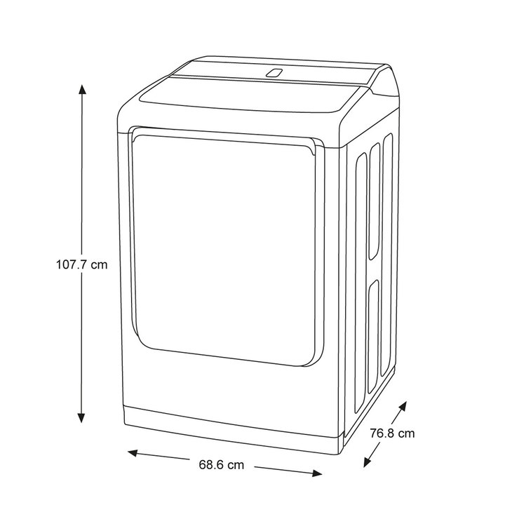 Samsung Secadora Carga Frontal 22kg Costco Mexico