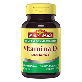 Nature Made Vitamina D3