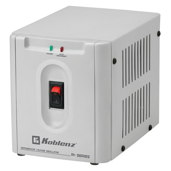 Koblenz regulador con 1500 watts de proteccion