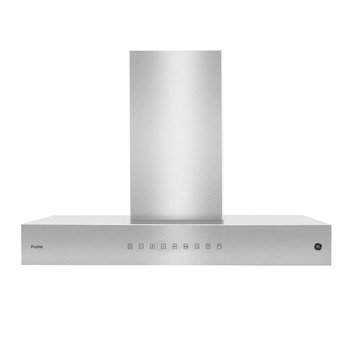 GE Profile, Campana de Cocina de Pared 90 cm, Acero Inoxidable