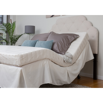 Supernal High Low cama profesional reclinable queen