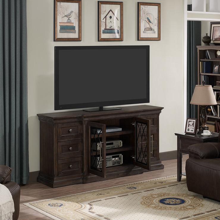 Tresanti, Gregor, consola para TV, madera | Costco Mexico