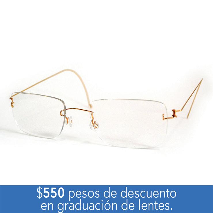 b592a169a8 Micromega Andro armazón oftálmico oro solido | Costco Mexico