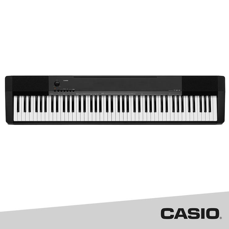 030fc69db5e Casio piano digital CDP 135BK