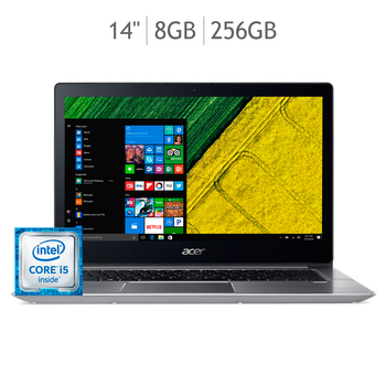 "Acer Swift3 laptop 14"" Intel® Core™ i5-7200U"