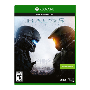 Xbox One Halo paquete de colección, incluye Halo 5 y Halo the master chief collection