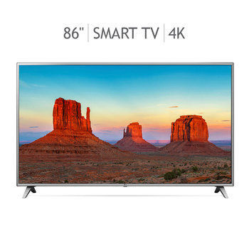 "LG Pantalla 86"" Smart TV 4K UHD Inteligencia Artificial AI ThinkQ"