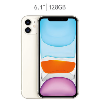 Apple iPhone 11 128GB Blanco (Telcel)