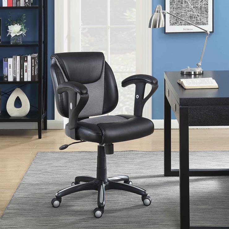 True Innovations, silla para oficina, piel reconstituida | Costco Mexico