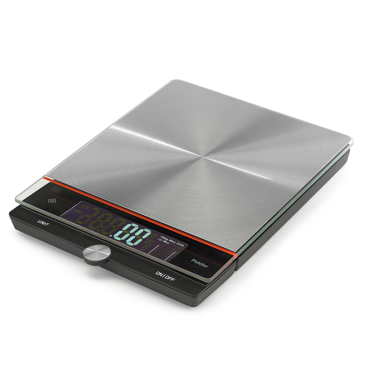Polder, báscula digital para cocina con pantalla extraíble | Costco ...