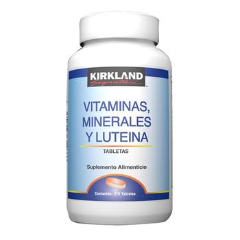 Vitaminas, Proteínas y Suplementos