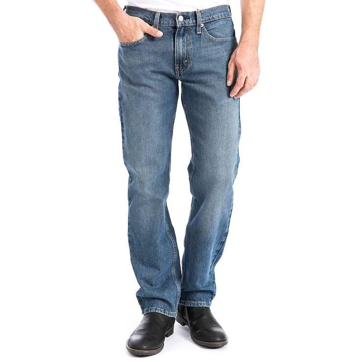 Levi S Pantalon De Mezclilla Para Caballero Azul Deslavado Claro 30 X 30 Costco Mexico