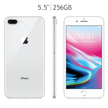 Apple iPhone 8 Plus silver 256gb