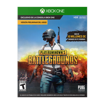 Xbox One Playerunknown´s battlegrounds