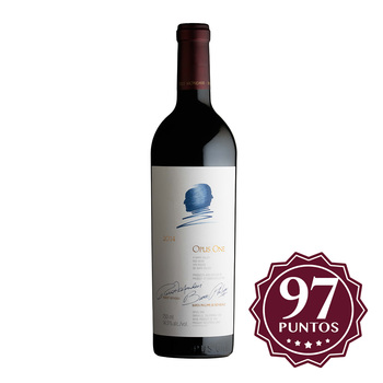 Opus One 2014 vino tinto 750ml