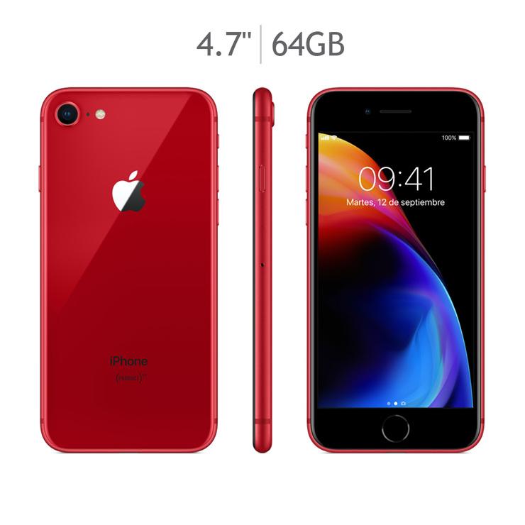 Apple IPhone 8 Red 64gb
