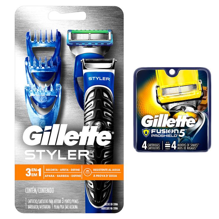 Gillette Styler 3 en 1 da90618f8364