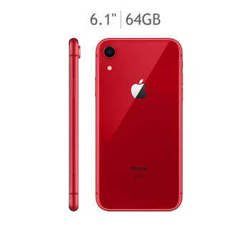 Apple iPhone XR 64GB Rojo (Telcel)