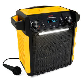 Ion Pathfinder Altavoz recargable impermeable