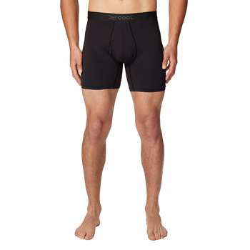 32 Degrees Cool, set de 3 boxers (Negro/Carbón/Negro) (varias tallas)