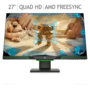 "HP 27xq Monitor 27"" Quad HD para Gaming"