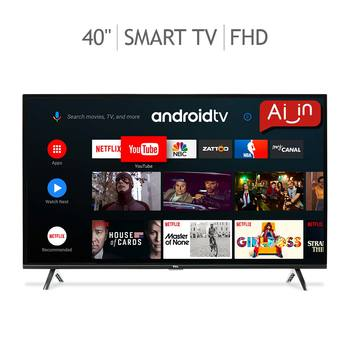 "TCL Pantalla 40"" Smart TV (Android TV) FHD LED"