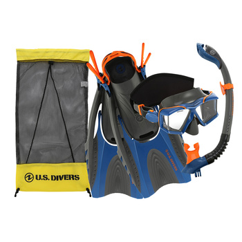 US Divers, Set de Snorkel para Adulto