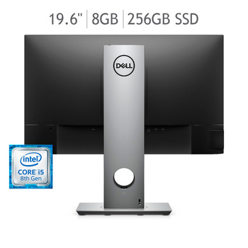 "Dell OptiPlex 7070 All in One 19.5"" Intel® Core™ i5-8265U 8G 256SSD"
