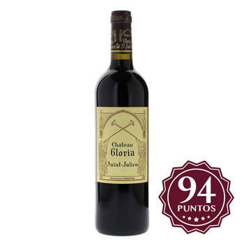 Vino Tinto Chateau Gloria 2016 750ml