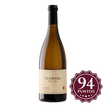 Vino Blanco Flowers Winery Sonoma Coast 750ml