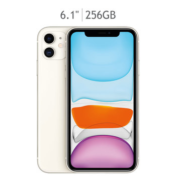 Apple iPhone 11 256GB Blanco (Telcel)