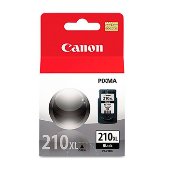 Canon cartucho de tinta PG210 XL color negro