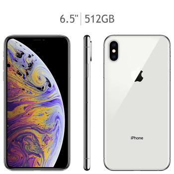 Apple iPhone XS Max 512GB Plata