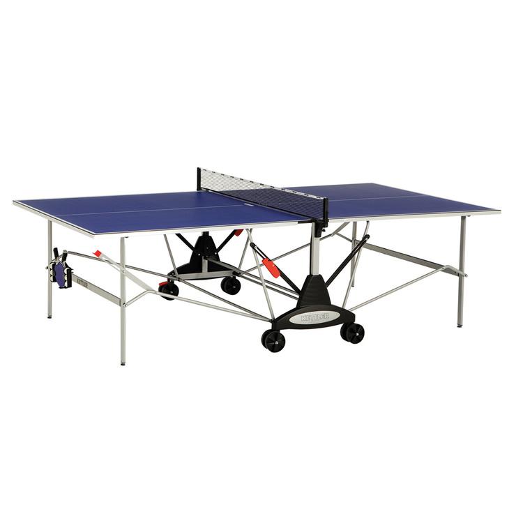 abfdcf776 Kettler mesa de ping pong para exteriores
