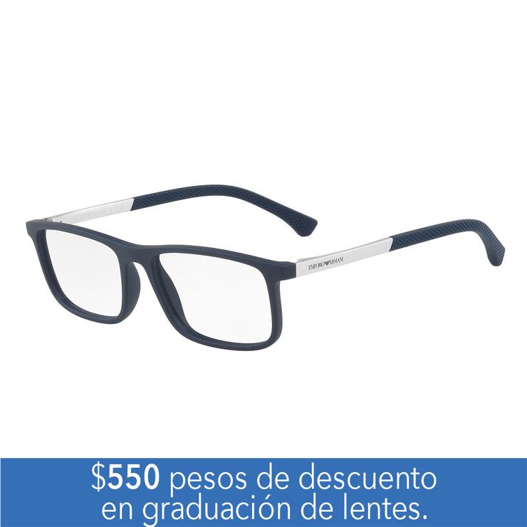 350b4185bc Emporio Armani 0EA3125 5474 armazón oftálmico | Costco Mexico
