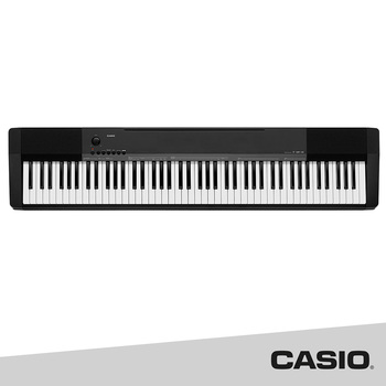 Casio piano digital CDP 135BK