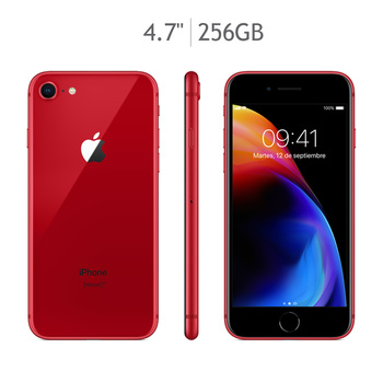 Apple iPhone 8 red 256gb