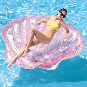 Inflable Acuático Caracola brillante, Intex
